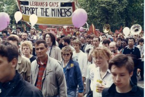 LGSM Pride 85', Working Class Movement Library